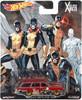 Marvel Hot Wheels Premium Nissan Skyline Van Die Cast Car