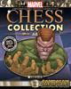 Marvel Spider-Man Chess Collection Sandman Diecast Chess Figure