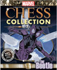 Marvel Chess Collection The Beetle Diecast Chess Figure