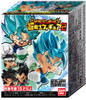 Dragon Ball Super Warriors 2 Dragon Ball Super Warriors 1.75-Inch Mystery Box of 12 Packs