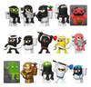 Funko Paka Paka Mini Figure Toilet Ninjas Mystery Pack [1 RANDOM Figure!] (Pre-Order ships January)