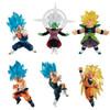 Dragon Ball Super Adverge Motion Wave 4 Box of 10 Mini Figures