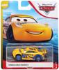 """Disney / Pixar Cars Cars 3 """"Next-Gen"""" Piston Cup Racers Dinoco Cruz Ramirez Diecast Car"""