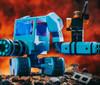 Roblox Tower Battles: Zed Vehicle & Action Figure