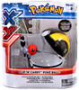 Pokemon Clip n Carry Pokeball Fletchling with Ultra Ball Figure Set
