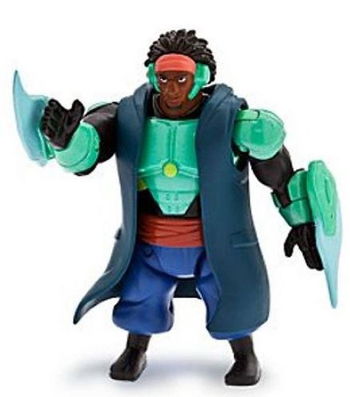 Big Hero 6 Wasabi Action Figure