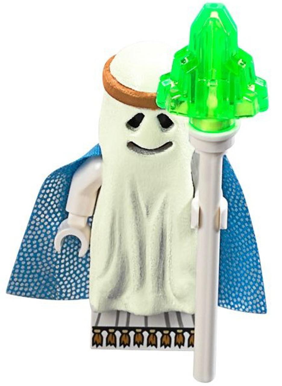 The LEGO Movie Loose Ghost Vitruvius Minifigure   ToyWiz