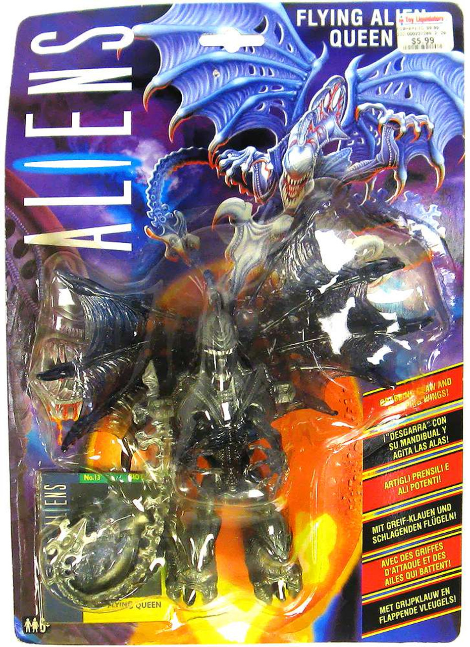 Aliens Flying Alien Queen 6 Action Figure Eu Version Kenner Toywiz