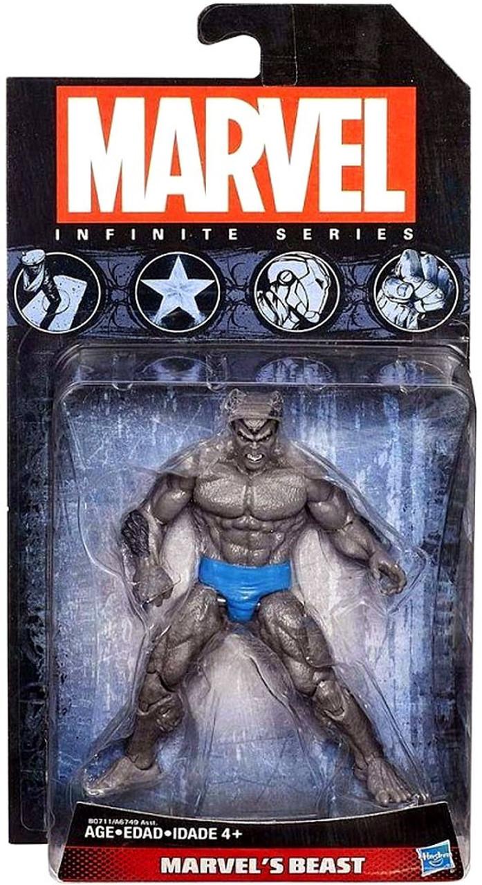 Grey Beast Marvel Universe Avengers Infinite Action Figure 2015 Wave 1