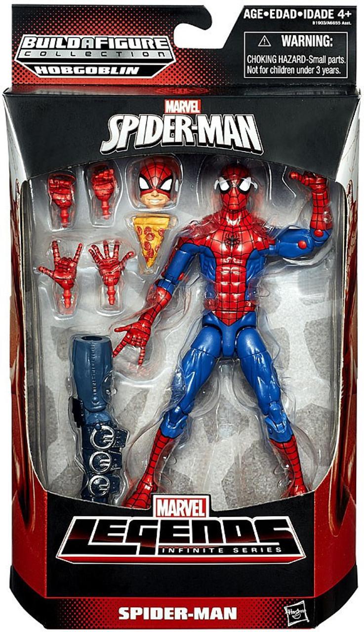 Classic spiderman toys