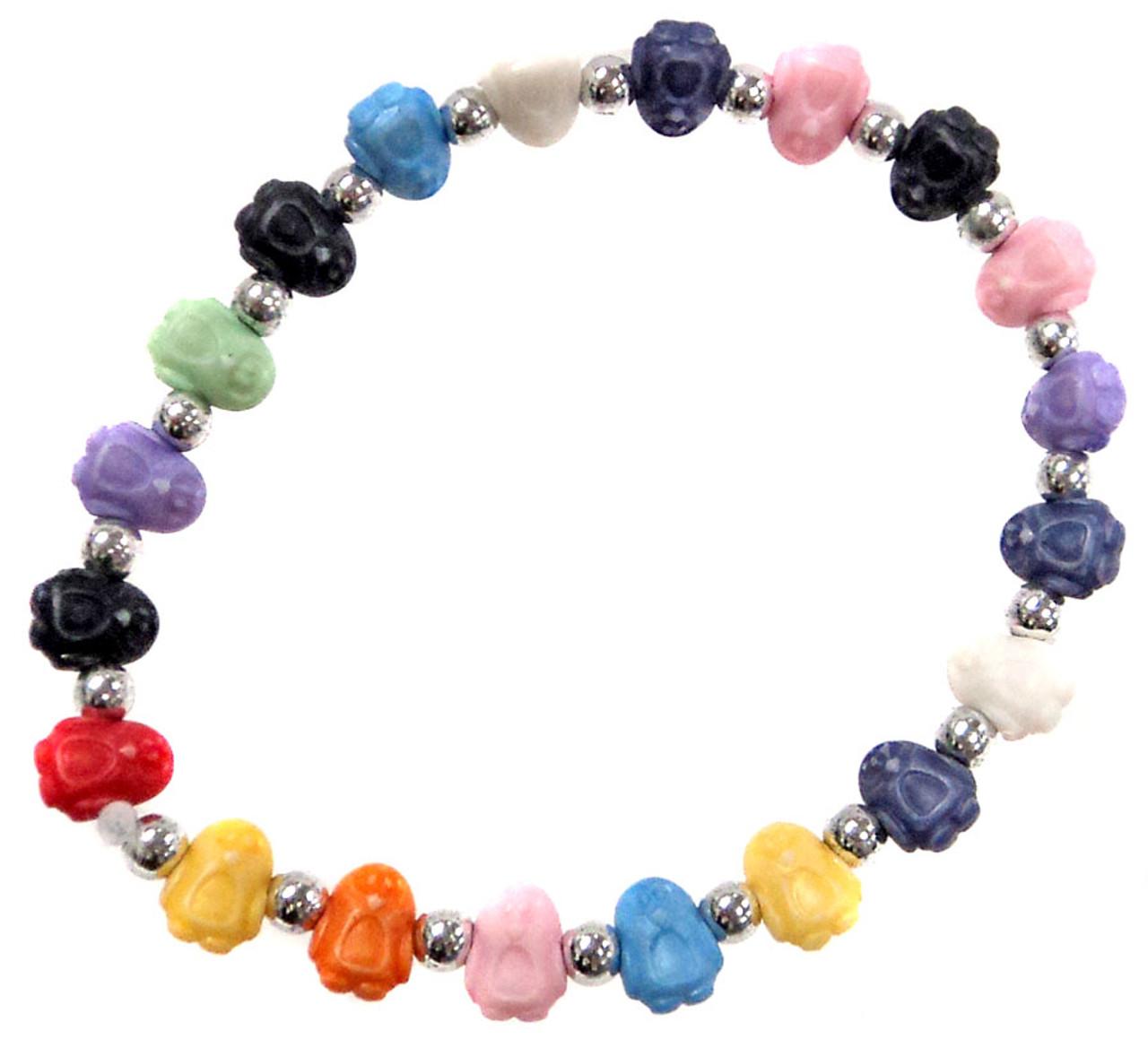 Penguinz Rainbow Penguins Bracelet