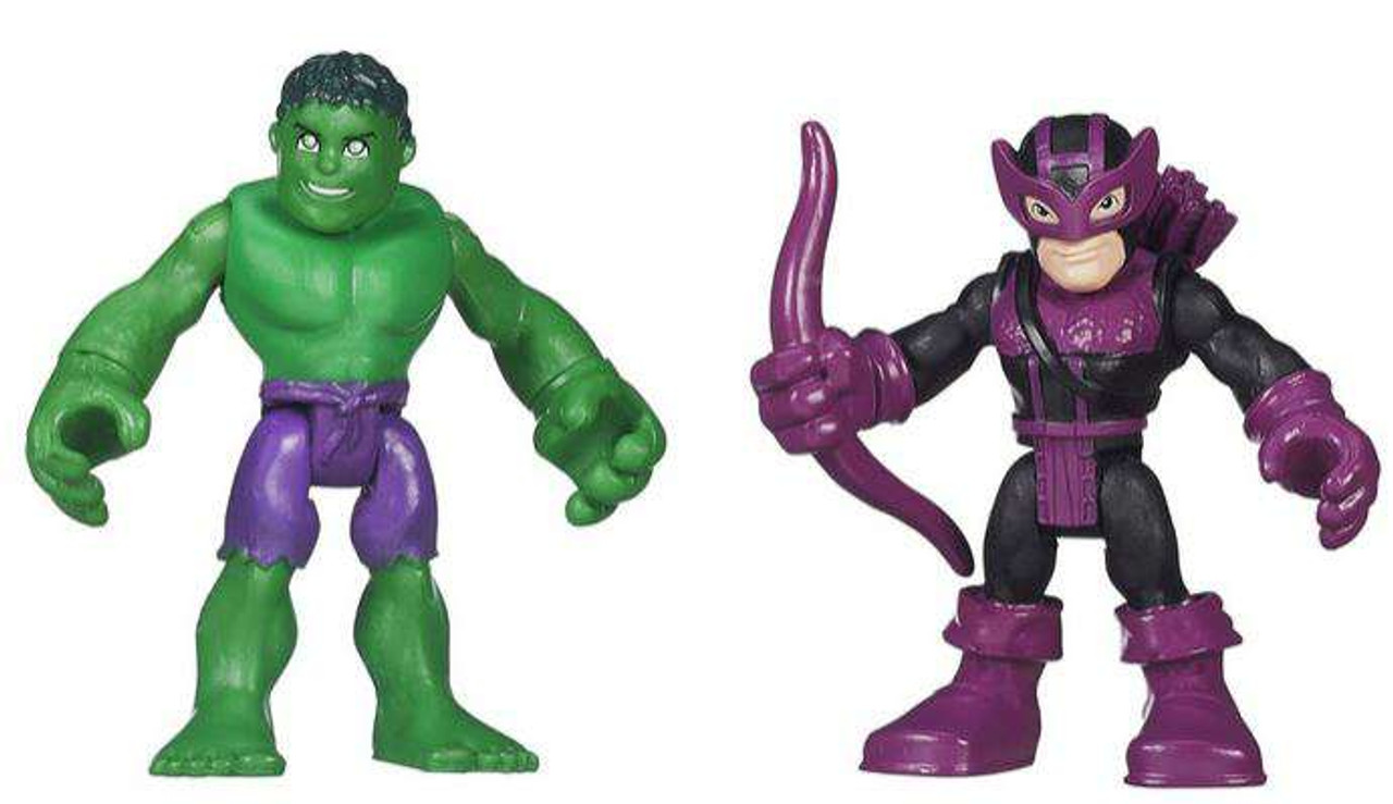 Marvel Playskool Heroes Super Hero Adventures Hulk Marvels ...