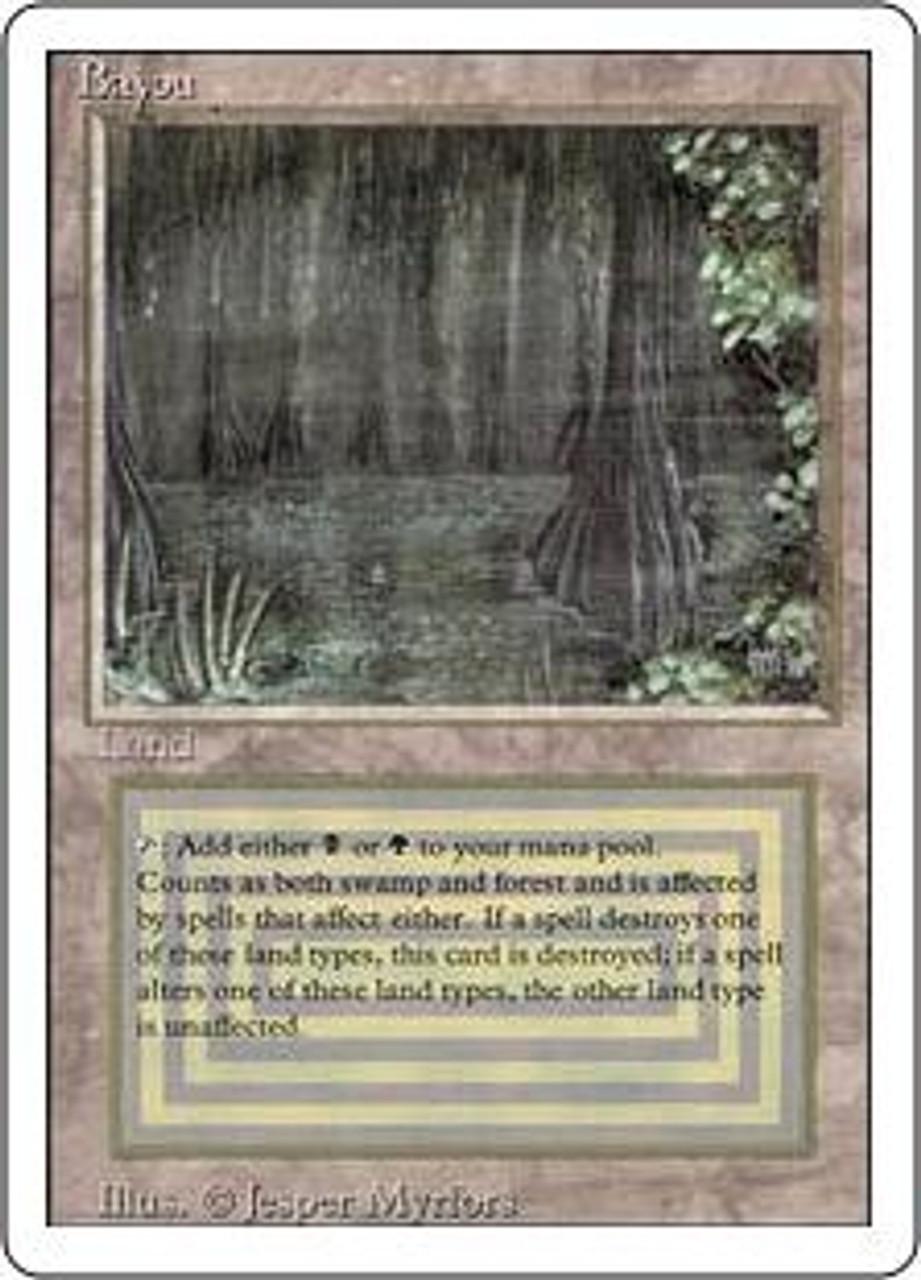 MAGIC THE GATHERING REVISED GREEN RARE WEB
