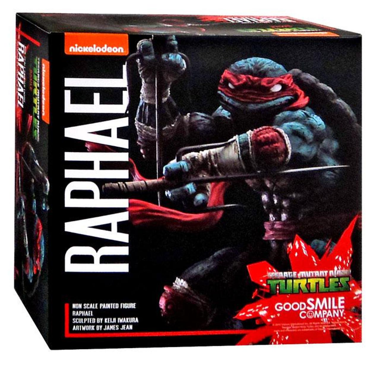 Teenage Mutant Ninja Turtles Raphael Pvc Statue Good Smile Company