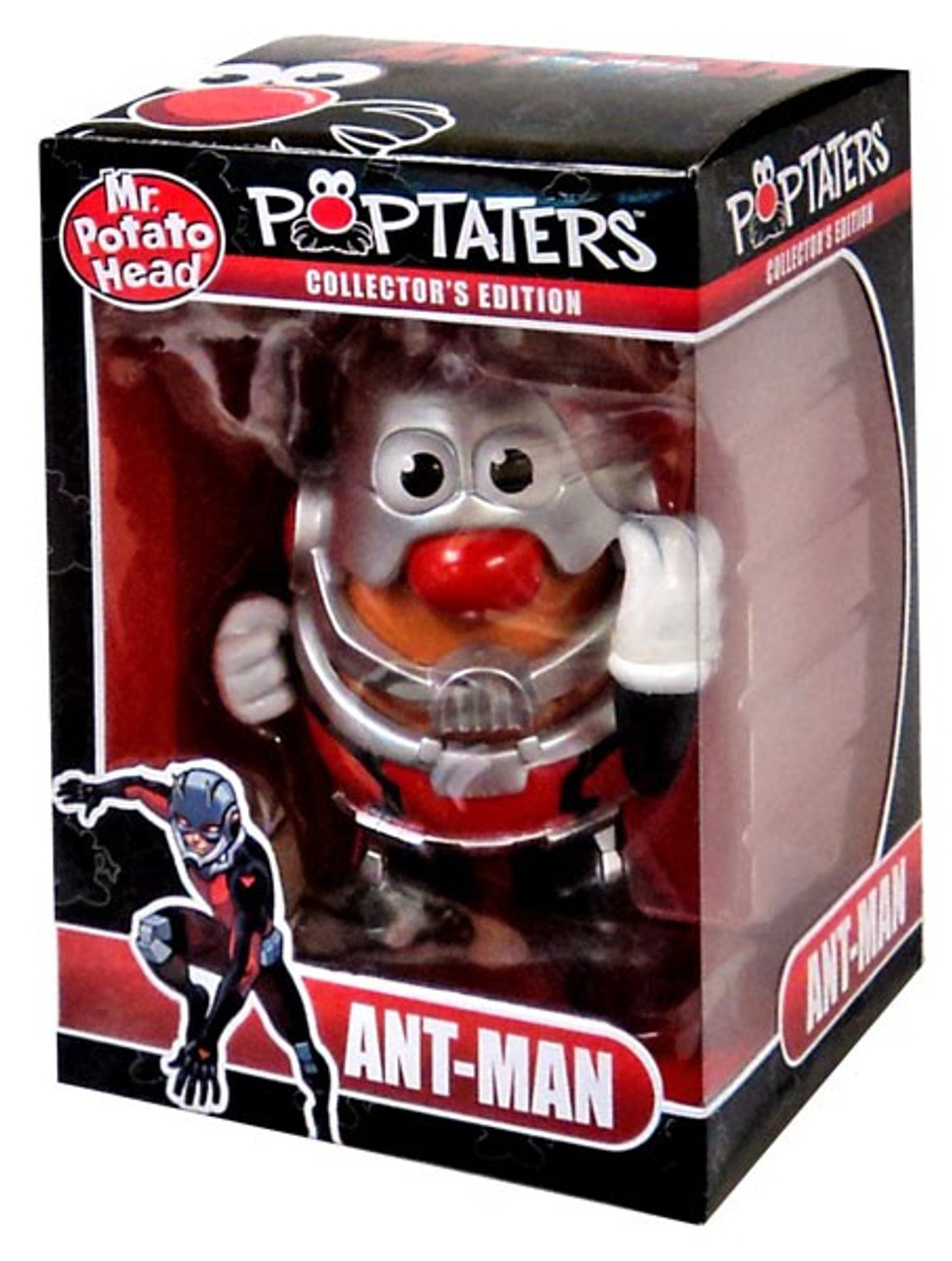 PPW TOYS MR POTATO HEAD MARVEL SPIDER MAN COLLECTORS EDITION FIGURE