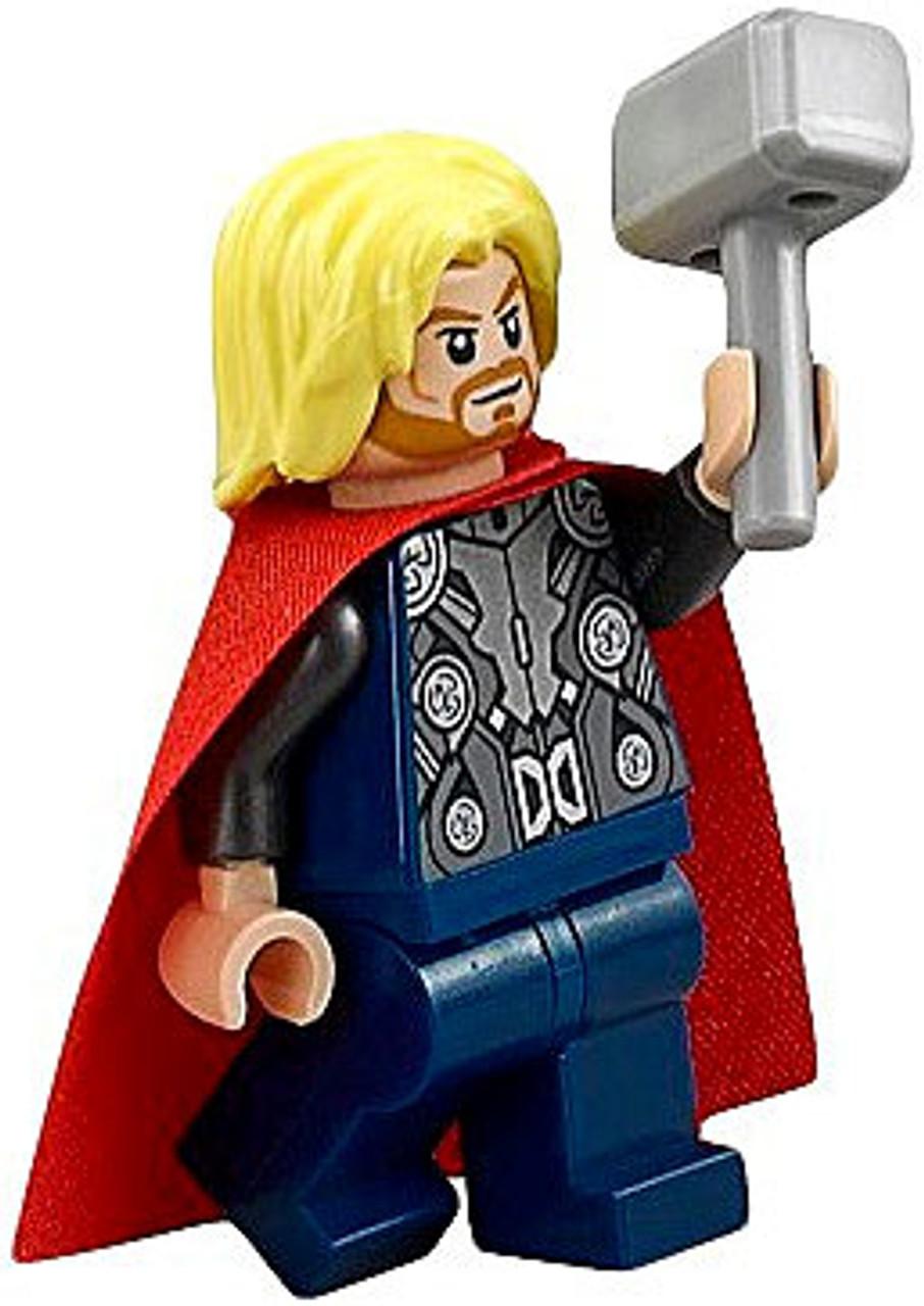 LEGO Marvel Super Heroes Loose Thor Minifigure Age of ...