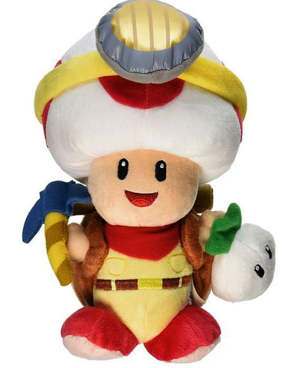 9 inch Plush Toy Mario Super Mario Bros