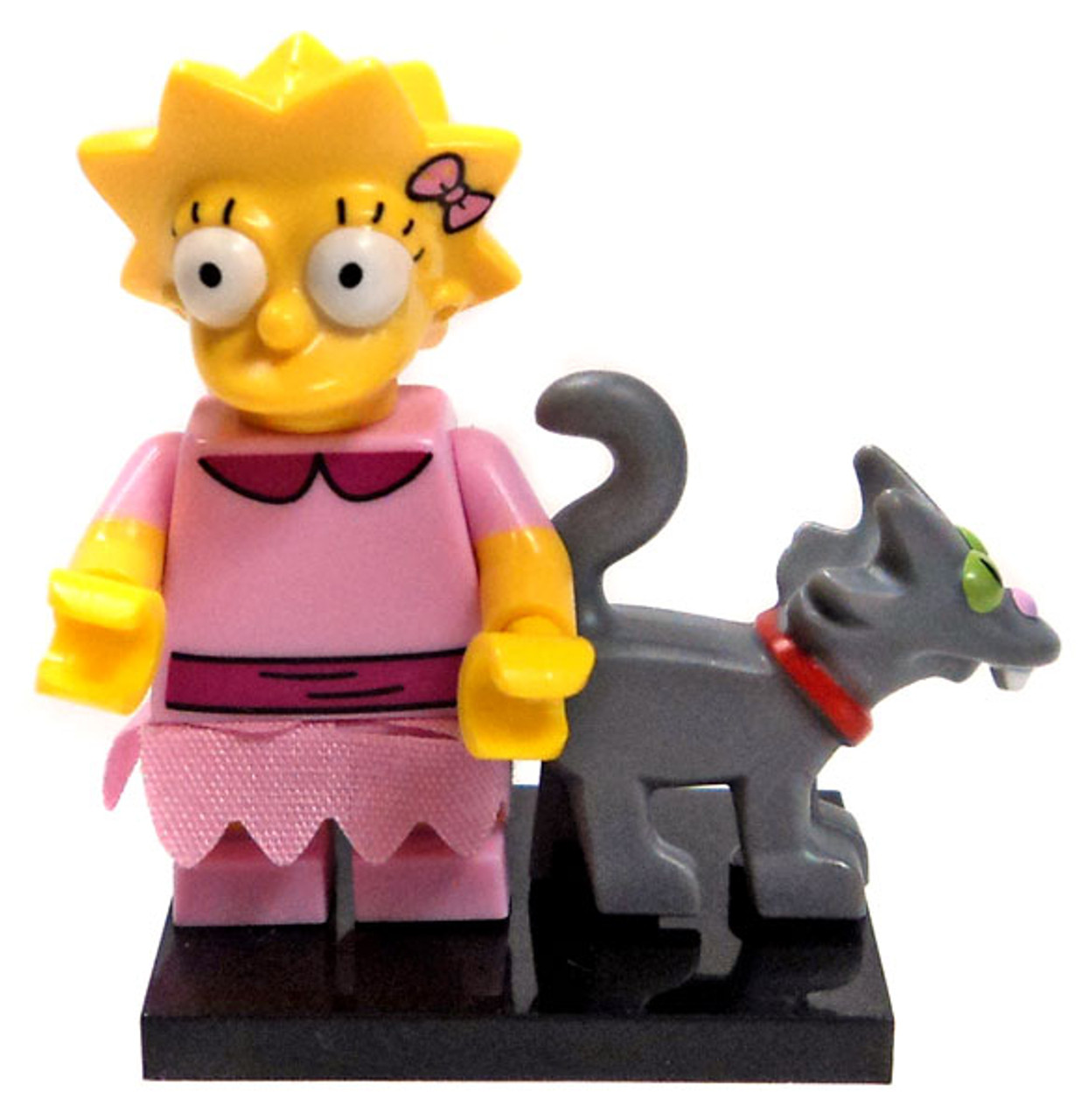 LEGO SERIES 1 SIMPSONS LISA MINT CONDITION