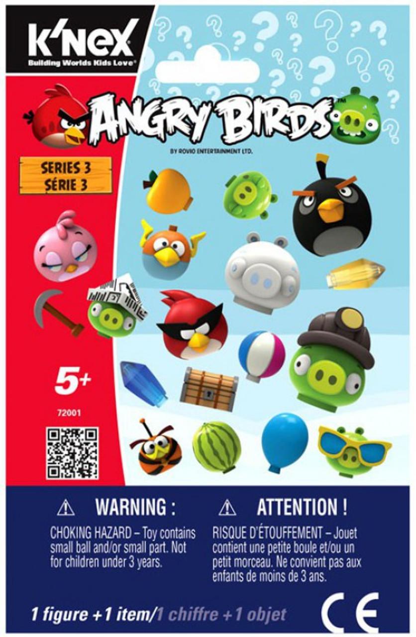 K/'NEX Angry Birds Series 1 Mystery Pack