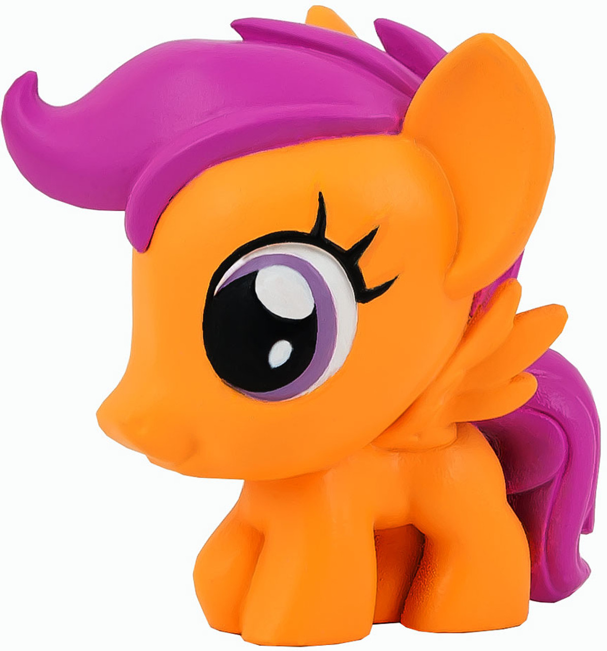 My Little Pony Fashems Scootaloo 1 5 Mini Figure Loose Tech4kids Toywiz While scootaloo's and rainbow dash's relationship is growing apart, her and apple jack's seem to be growing stronger. my little pony fashems scootaloo 1 5