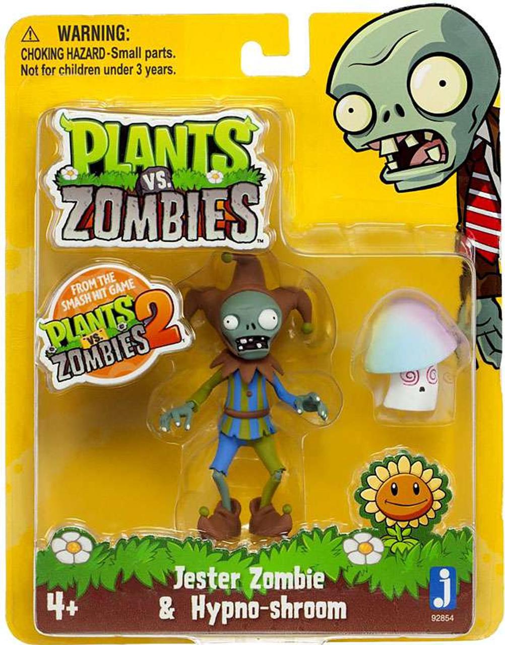 "Plants vs Zombies Comic Book Pack Action Figure 3/"""