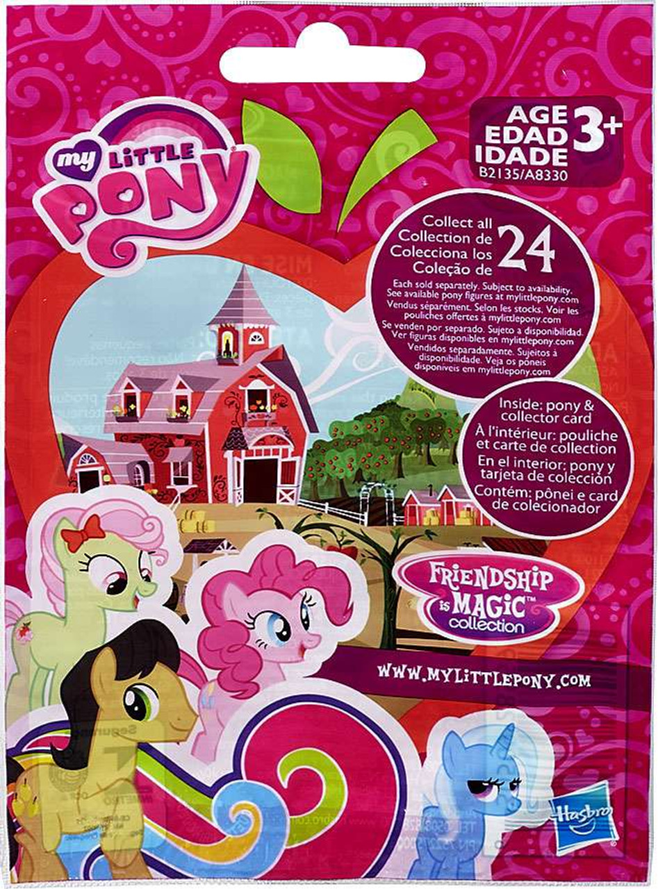 - My Little Pony My Little Pony PVC Series 14 Mystery Pack Hasbro