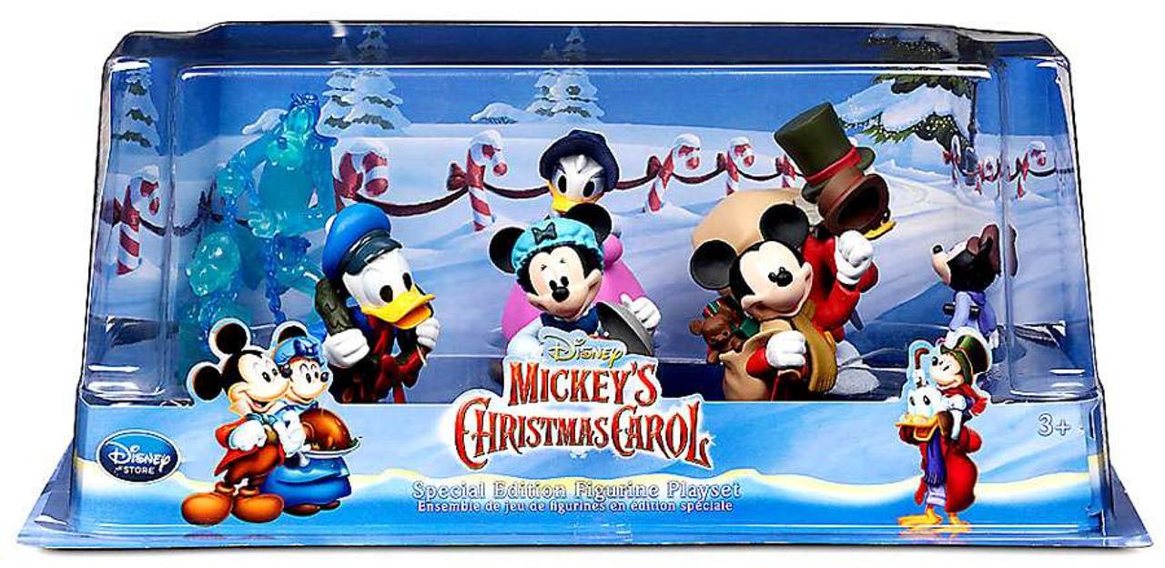 Mickeys Christmas.Disney Mickey Mouse Mickey S Christmas Carol