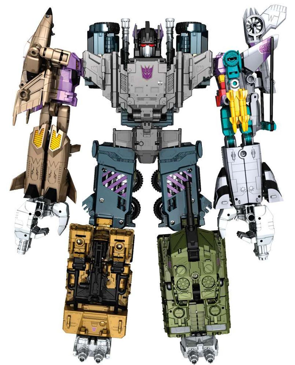 Transformers Combiner Wars ONSLAUGHT Complete Deluxe Bruticus G2