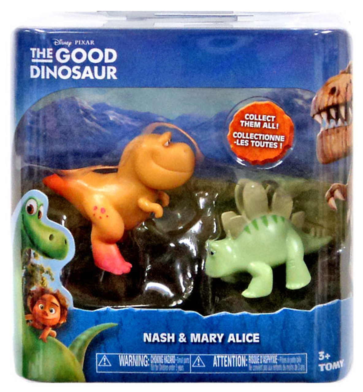 The Good Dinosaur Figure Bundle Action- & Spielfiguren