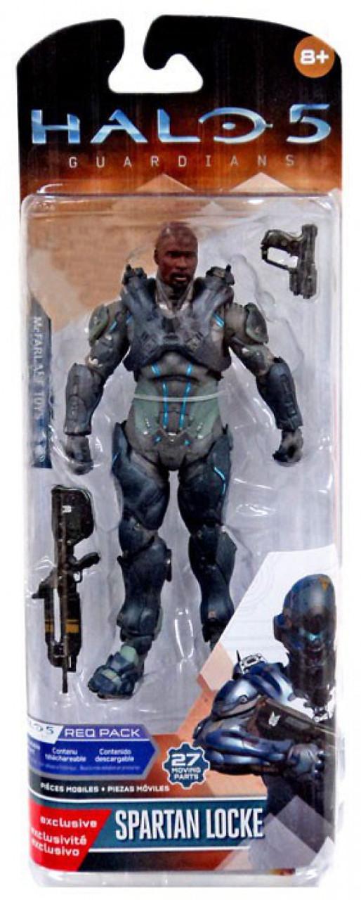 Mcfarlane Toys Halo Guardians Halo 5 Series 1 Spartan Locke