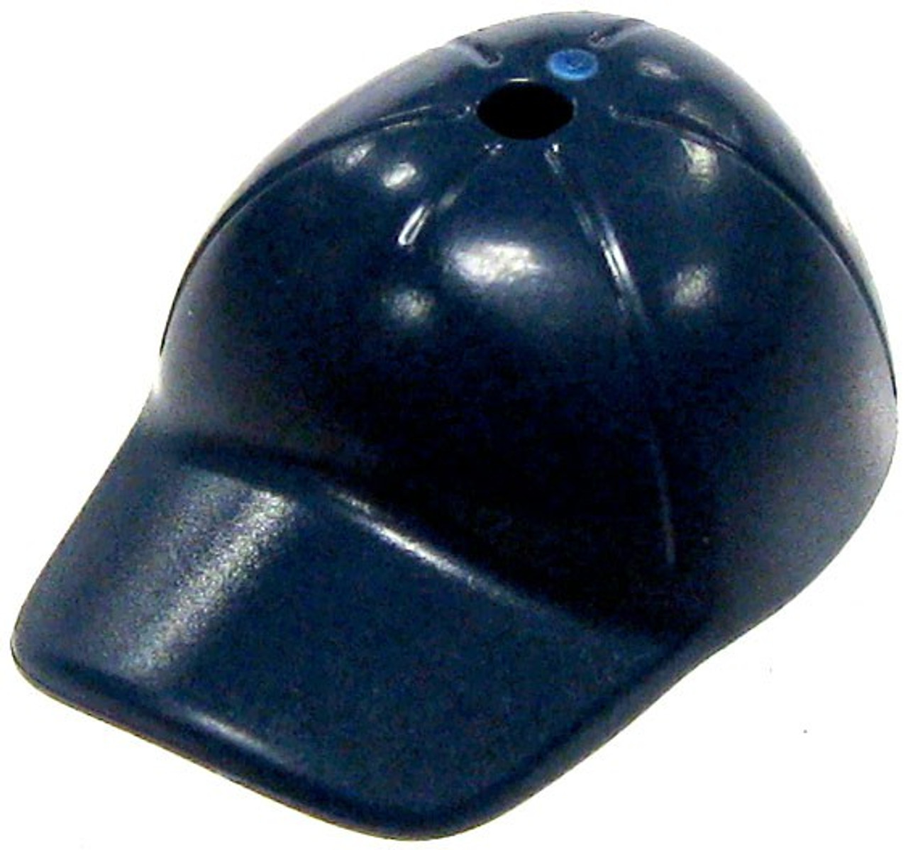 c9e26f4b581 LEGO LEGO Minifigure Parts Dark Blue Baseball Cap with Hole in Top Loose -  ToyWiz