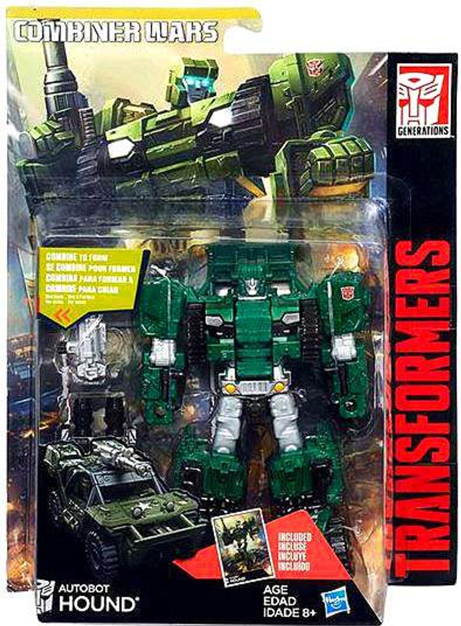 Transformers Combiner Wars HOUND complete deluxe
