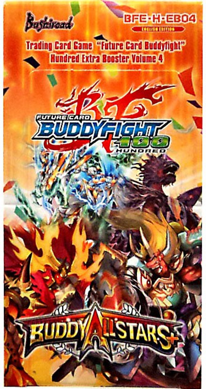 Hundred Lord of Hundred Thunders Extra Booster Box Future Card Buddyfight