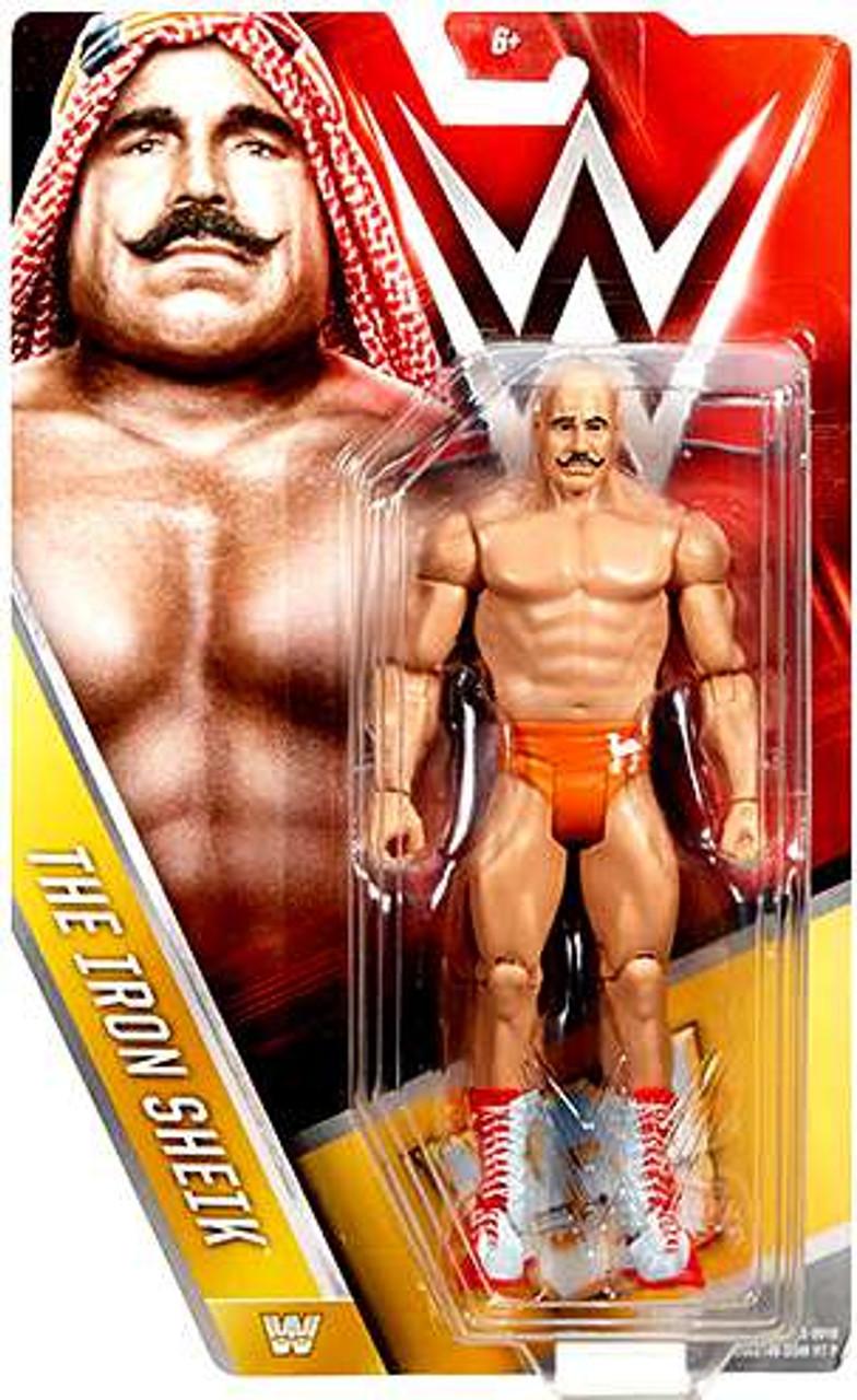 WWE Iron Sheik Wrestling Collectable Figure Model Statue No #43 Funko POP