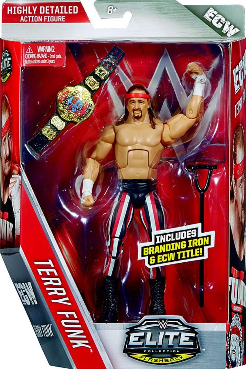 Lita-Elite Series 41-WWE Mattel Wrestling Figure