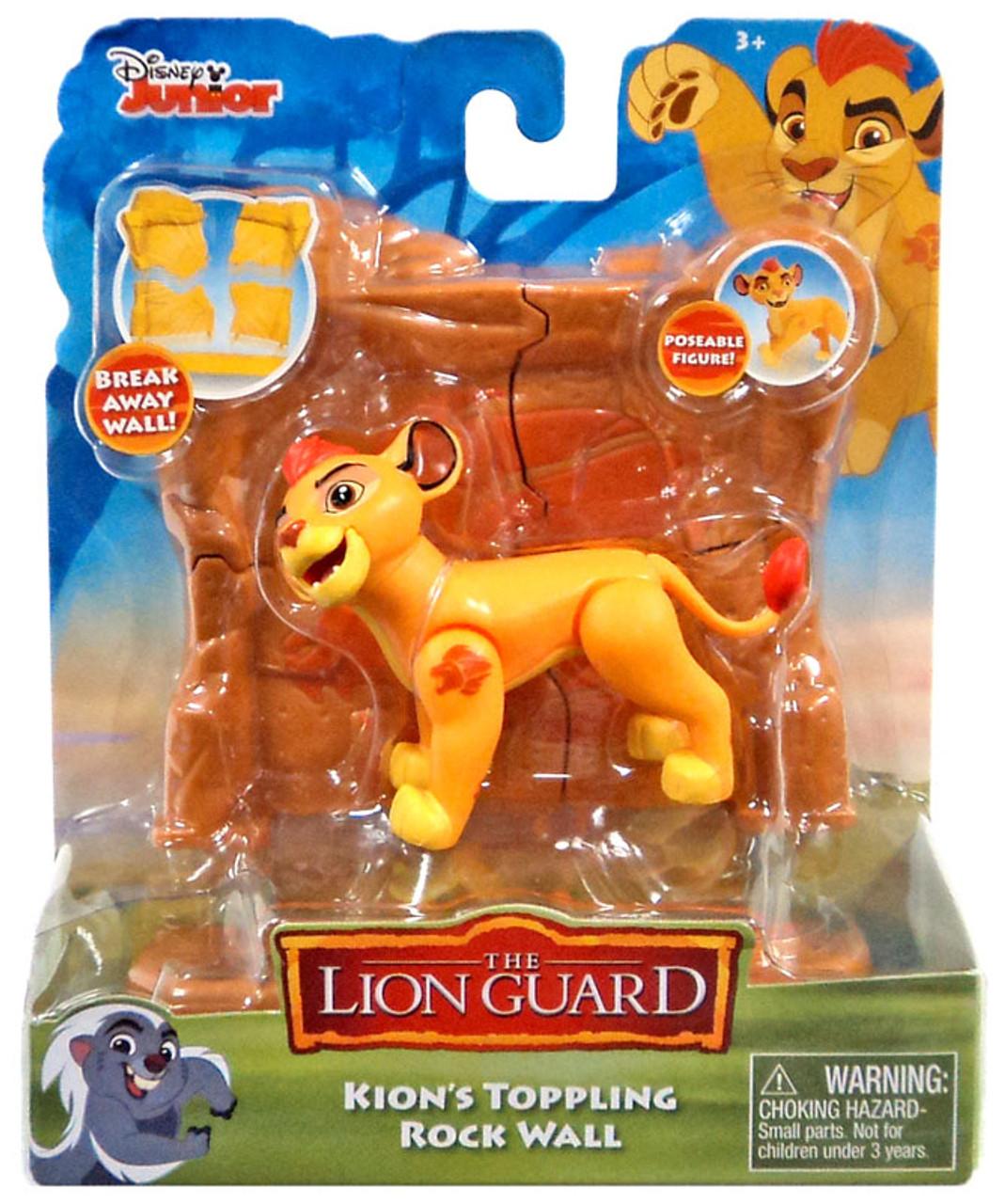 Fuli Kiara Bunga Ono Lion Guard Bath Toy Figures Set of 6 for children fun Behste Kion