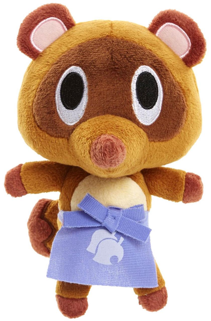 Animal Crossing World Of Nintendo Timmy Tommy 7 Plush Jakks Pacific