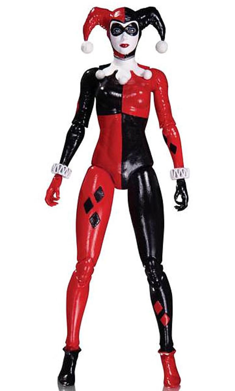 DC COLLECTIBLES Batman Arkham Knight Harley Quinn Action Figure