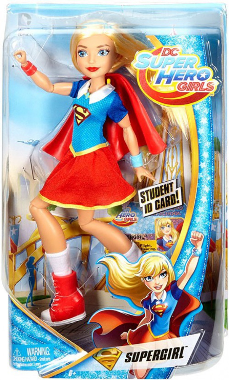 Mattel Starfire Super Hero Girls DC Universe Doll 12 Inch Action Figure Toys New