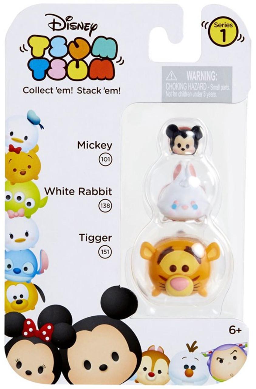 Disney Tsum Tsum Series 1 Small Medium or Large Pluto 110 111 112