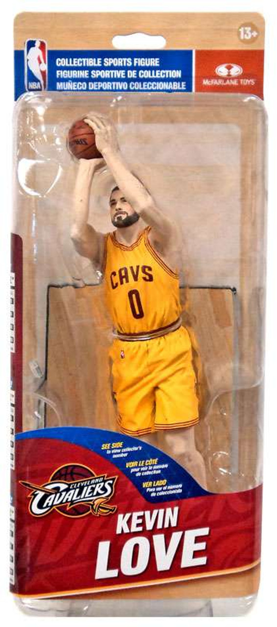 check out c0294 a9e70 McFarlane Toys NBA Cleveland Cavaliers Sports Picks Series ...