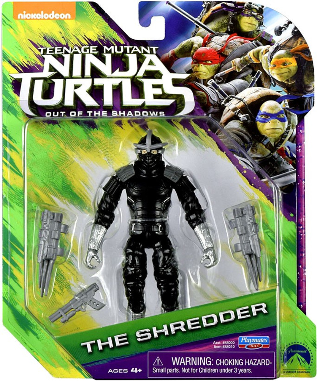 Teenage Mutant Ninja Turtles Out Of The Shadows The Shredder