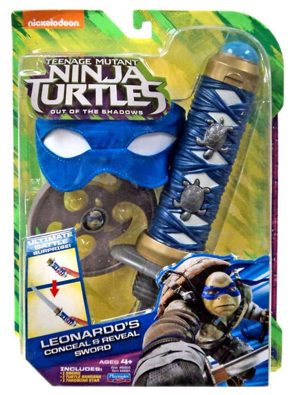 Teenage Mutant Ninja Turtles Out Of The Shadows Leonardos Conceal