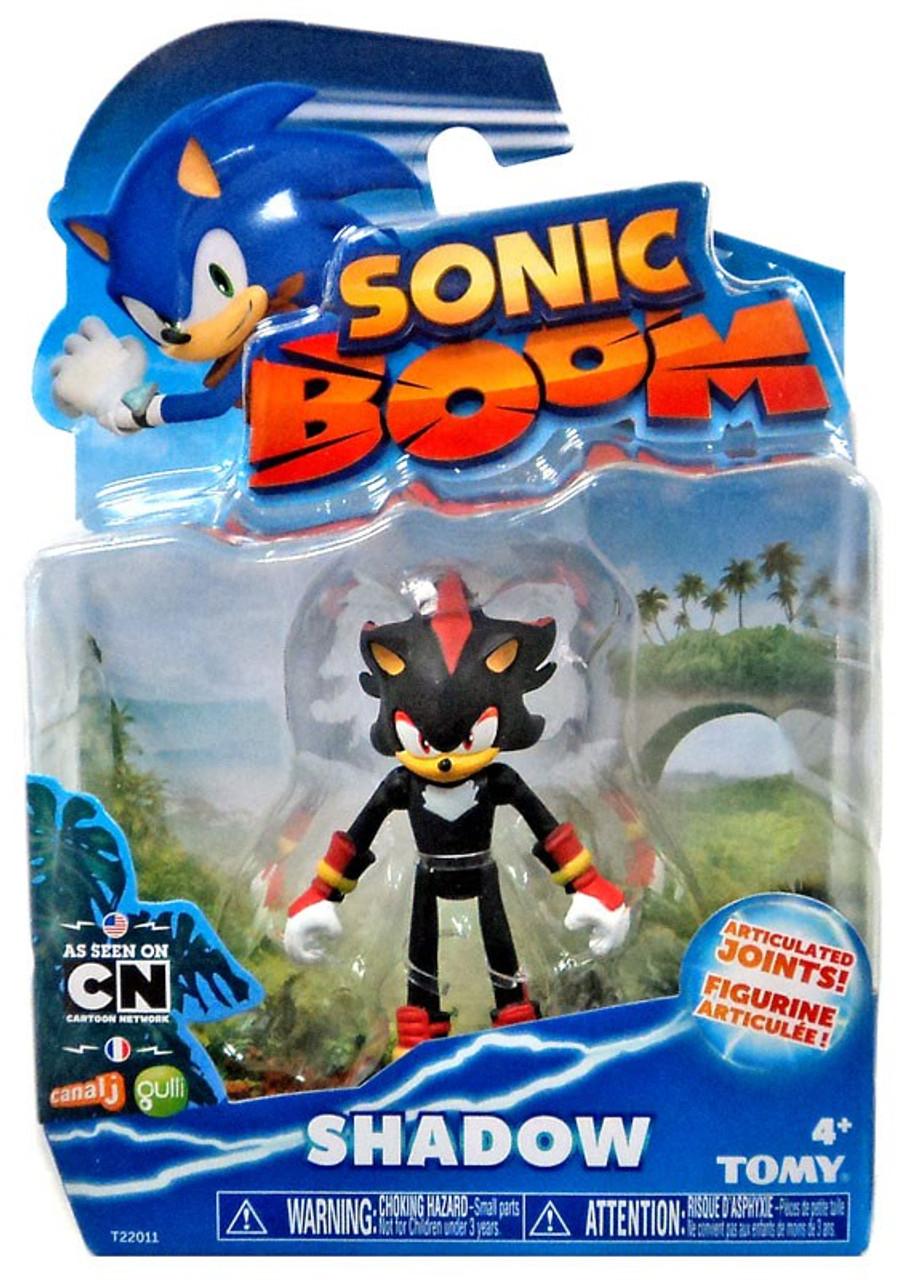Sonic The Hedgehog Sonic Boom Shadow 3 Action Figure TOMY ...