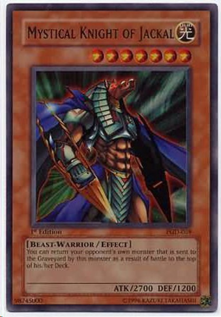 Mystical Knight Of Jackal Ultra Rare