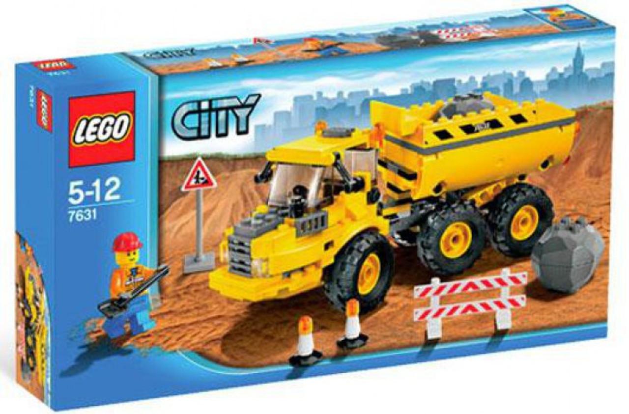 LEGO City Dump Truck Set 7631 - ToyWiz