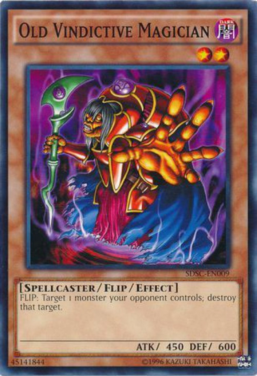 YuGiOh 5Ds Structure Deck Spellcasters Command Single Card