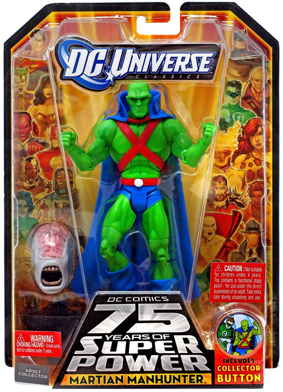 DC Universe 75 Years of Super Power Classics Green Arrow 6