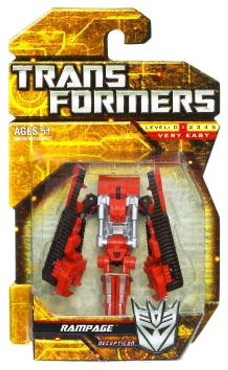 Transformers Hunt For The Decepticons Rampage Legend Mini Figure