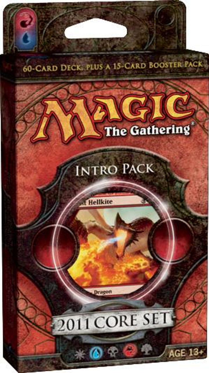 Foil Fire Servant Magic the Gathering Magic 2011